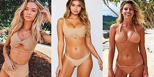 Plajların Tozunu Attırırken Göz Yanılmasına Sebep Olabilecek Bir Trend: Ten Rengi Mayo ve Bikiniler