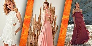 Görkemli Onlarca Elbise Seçeneğiyle ve Birbirinden Uygun Fiyatlarla Düğünlere Damga Vuracaksınız!