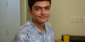 Suriyeli Öğrenci Muhammet Halil, LGS'de Tüm Soruları Doğru Yanıtlayarak Tam Puan Aldı