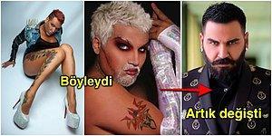 """Sana N'oldu Ya? Ünlü Eşcinsel Şarkıcı Azis'in Değişimi Görenlere """"Yok Artık!"""" Dedirtiyor"""