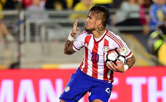 7. Victor Ayala  / Kulüpsüz ➡️ Yeni Malatyaspor