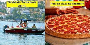 Halkımızı Silkeliyorlar! Bu Sene Bodrum'un Yeni Trendi Olan Deniz Taksilerin Fiyatlarını Duyunca Kesinlikle Kafayı Yiyeceksiniz!