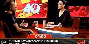 Haluk Levent, 'Türkan Saylan'a Anne Demenizin Nedeni Nedir?' Sorusunu Cevapladı