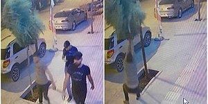Mardin'de Kaldırımdaki Ağacı Kıran Zanlı Gözaltına Alındı