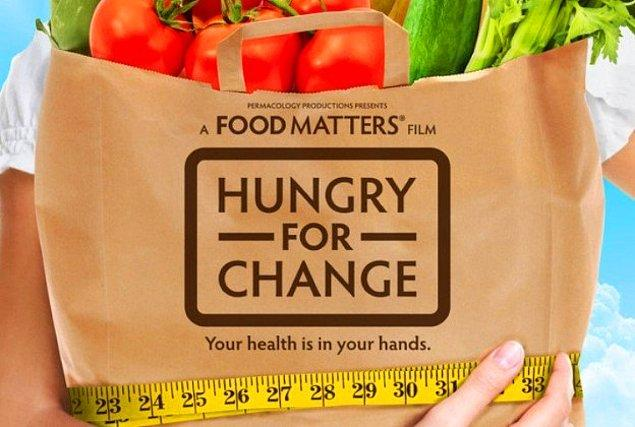 7. Hungry for Change