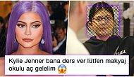 Bu Kadar Değişim Beklemiyorduk! Kylie Jenner'ın Makyajsız Hali Ortalığı Karıştırdı
