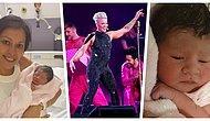 """Bu Nasıl Sevgi! Hayranı Olduğu Pink'in Konserinde Doğum Yapan Kadın, Kızına """"Dolly Pink"""" İsmini Verdi"""