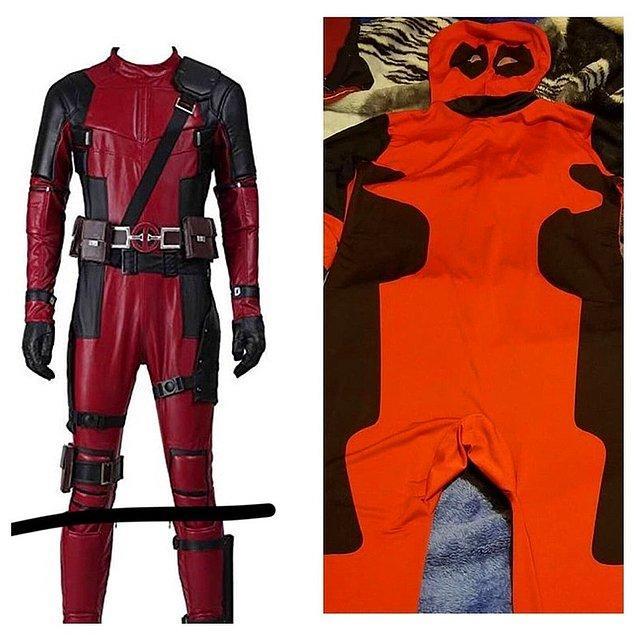3. Zavallı Deadpool...