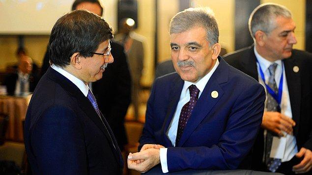Ahmet Davutoğlu, Abdullah Gül ve Hikmet Çetin kurul üyeliği teklifini reddetmişti.