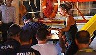 İntiharlardan Endişe Ediliyordu: 40 Göçmen Taşıyan Gemi İtalya Limanına Yanaştı, Kaptan Gözaltında