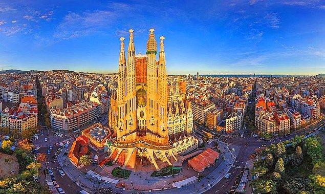 Barselona!