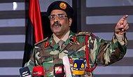 Libyalı General Hafter Türkiye'yi 'Düşman' İlan Etti: Türk Gemileri ve Tesislerine Saldırı Emri
