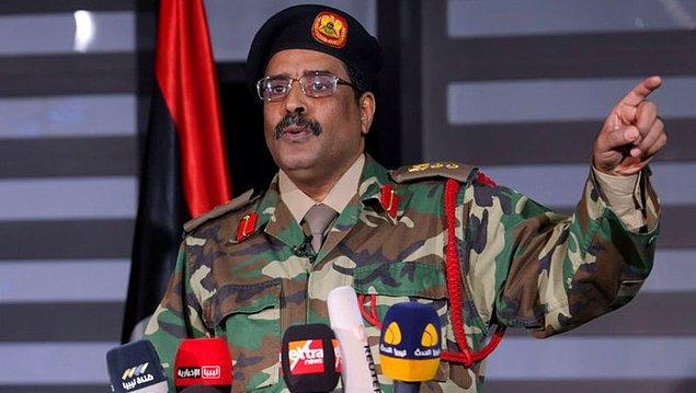 Erdoğan'ı Libya'nın iç işlerine karışmakla suçladı