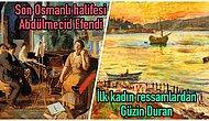 Biz Çoğunun İsimlerini Bile Hatırlamıyor Olsak da Sanat Tarihinde Önemli İzler Bırakmış Türk Ressamlar