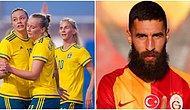 Galatasaray'ın Yeni Transferi Jimmy Durmaz Aldığı Primleri İsveç Kadın Futbol Takımına Bağışladı