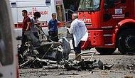 Reyhanlı'da Araçta Patlama: 'Terörle Bağlantısı Olabilir'