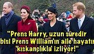 Eltilerin Soğuk Savaşı Araları Bozdu! Sarayın Kâhyası, Prens Harry ve Prens William'ın Uzun Süredir Görüşmediklerini Söyledi