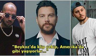"""Sinan Akçıl'ın """"Bir Türk Rapçi Dünyada Saygı Görmez"""" Açıklaması Rap Dünyasını Ayağa Kaldırdı"""