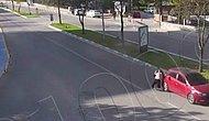 Sizce Kim Hatalı? Kütahya'da Saniye Saniye Trafik Kazası!