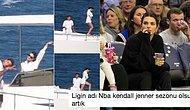 Bir Türlü NBA'den Kopamıyor! Son 2 Sevgilisi Basketbolcu Olan Kendall Jenner Yine Yeniden Bir Basketbolcuyla Beraber!