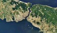 Uzaydan Kaydedilen Görüntülerle 1984'ten 2018'e İstanbul'un Değişen Görüntüsü!