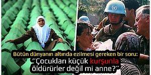 İnsanlık Tarihinin En Karanlık ve En Acı Sayfalarından Biri: 15 Madde ile Srebrenitsa Katliamı