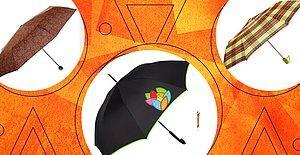 Gelecekteki Yağışlı Havalardan ve Yaz Yağmurlarından Birbirinden Şık ve Hesaplı Şemsiyelerle Korunun!