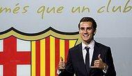 Barcelona Yılan Hikayesine Dönen Antoine Griezmann  Transferini Tamamladı