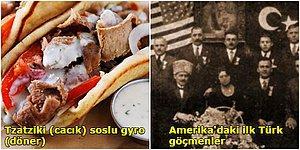 Amerika'da Yoğurt, Döner ve Baklava Gibi Pek Çok Yiyeceğin Neden Yunanlara Ait Sayıldığını Biliyor muydunuz?