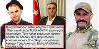 15 Temmuz İçin Hazırlanan Görsellerden Rahatsız Olan Gökhan Özoğuz ile Nedim Şener Atıştı, Tartışmaya Ali Türkşen de Dahil Oldu!