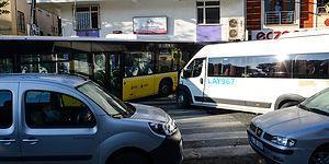 Sancaktepe'de İETT Otobüsü Kontrolden Çıkarak Dükkana Girdi: 1 Ölü, 3 Yaralı