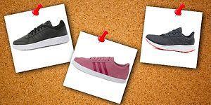 Adidas marka ayakkabılarda %35'e varan indirim Yalı Spor'da!