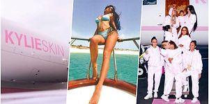 Bunlar Nasıl Paralar? Kylie Jenner'ın Markasını Kutlamak İçin Arkadaşlarını Çıkardığı Dillere Destan Tatil