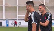 Göğsümüzü Kabartıyor: Merih Demiral Juventus ile İlk Antrenmanına Çıktı!