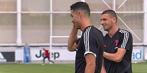 Göğsümüzü Kabartıyor: Melih Demiral Juventus ile İlk Antrenmanına Çıktı!