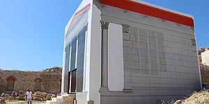 Yanlış Restorasyon Yüz Binlerce Liraya Mâl Oldu: Plastik Kaplamalı Anıt Meclis Gündeminde