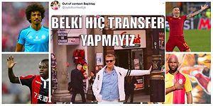 Transfer Yolu Gözleyen Beşiktaş Taraftarının Hislerini Dile Getirdiği Birbirinden Eğlenceli Paylaşımlar