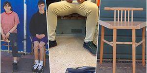 Erkeklerin Toplu Taşıma Araçlarında Yayılarak Oturmasını Engellemek İçin Yeni Bir Sandalye Tasarlayan Kadın Öğrenci 'Laila Laurel'