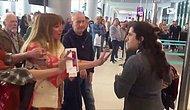 Havalimanı Personeline Hakaret Etmişti: 3 Yıl 4 Aya Kadar Hapis İstemiyle Yargılanacak
