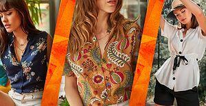 Desenlisinden Kolsuzuna, Bir Kadın Gömleğe Dair Ne Arıyorsa İnanılmaz Fiyatlarla Burada Bulacak!