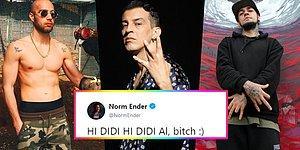 Norm Ender Yeni Çıkan Parçası 'Mekanın Sahibi' ile Bütün Rapçilere Diss Atınca Rap Camiası Fena Halde Karıştı!