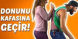 YouTube'un En Cesur Yarışması FanfiniPingPong'da Rakipler Coştu: Rakibin Donunu Kafasına Geçir!