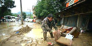 Sel Felaketinin Ardından Tüm Türkiye Akçakoca İçin Kenetlendi