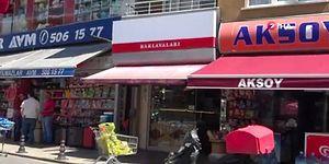 İhtiyati Tedbir Kararı Sonrası 'Seydioğlu Baklava' Dükkanlarının Tabelaları İndiriliyor