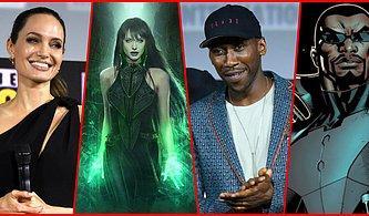 Marvel Hayranları Gözyaşlarınızı Kurutun: Angelina Jolie de Dahil, Bütün Hollywood'u Aksiyon Halinde Göreceğimiz Yepyeni Dizi ve Filmler Geliyor!
