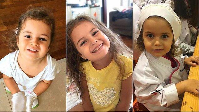 Öykü Arin'in evde kelebek ve deniz kızı kostümleri giyip dans ettiği videoyu paylaşan anne Eylem Şen Yazıcı, gözyaşlarını tutamadı.