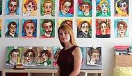 Orta Doğu'nun En Başarılı Kadın Sanatçılarından Biri Olan Ödüllü Ressam ve Tasarımcı Ayca Güney ile Tanışın!