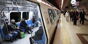 Metro Duraklarında Hava Kirliliği Üç Kat Fazla Çıktı: Uzmanlardan 'Maske Takın' Tavsiyesi