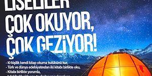 Bakan Selçuk Duyurdu: MEB'den Kitap Okuyan Öğrencilere Ücretsiz Gençlik Kampı