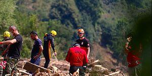 Düzce'deki Sel Felaketinin Üzerinden 7 Gün Geçti: Kaybolan İki Çocuk Aranıyor